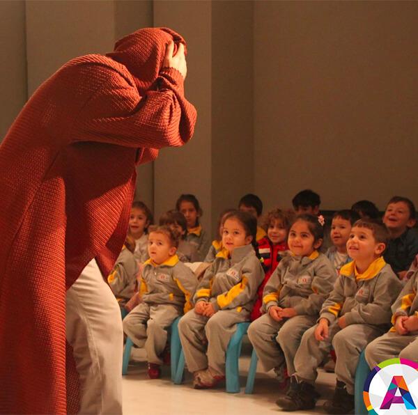 çocuk tiyatrosu